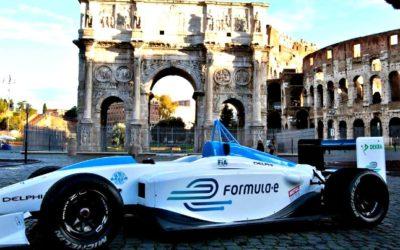 """La """"Formula E"""" colpisce le strade di Roma!"""