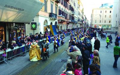 Offerta Carnevale per Famiglie a Roma